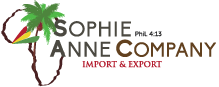 Sophie Anne Company Dorota Red Palm Oil, Dorota Honey, Import and Export